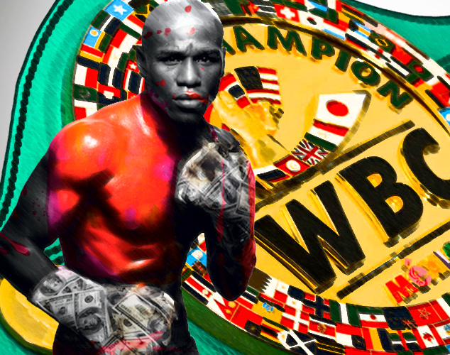 MONEY-MAYWEATHER.WBC-ART