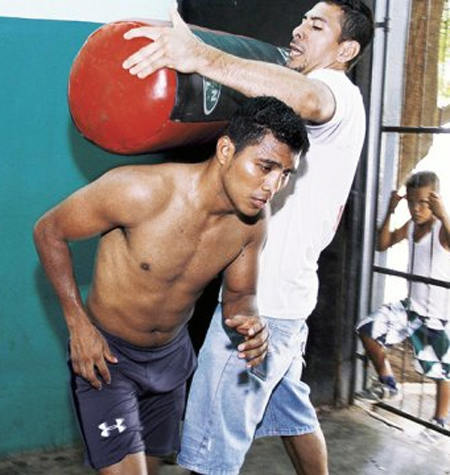 CHOCOLATITO-TRAINING