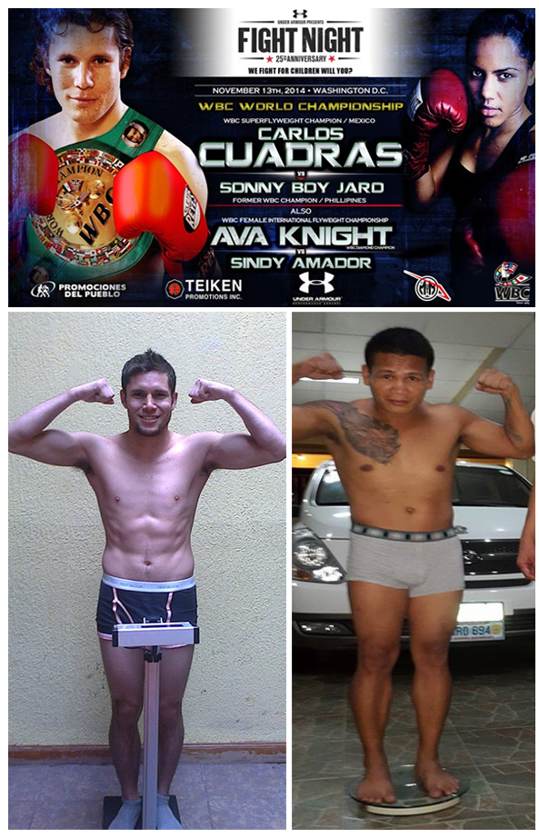 CUADRAS-JARO-PRE-WEIGH-IN