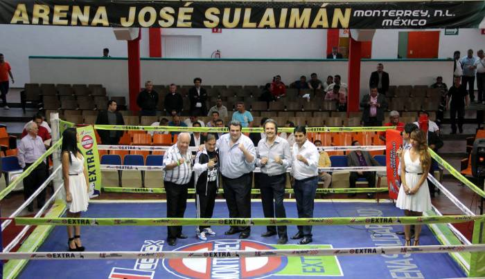 Arena Jose Sulaiman, ready to host great fights-s