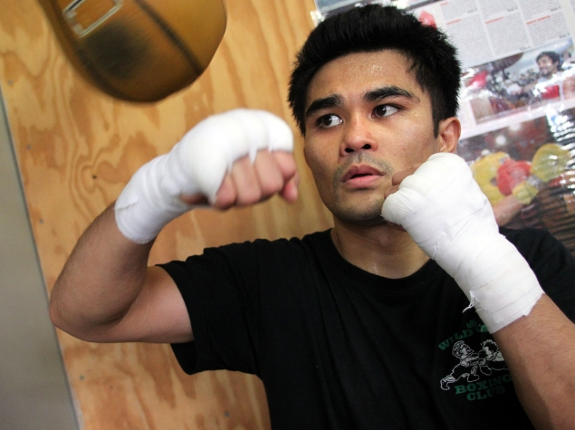 viloria training