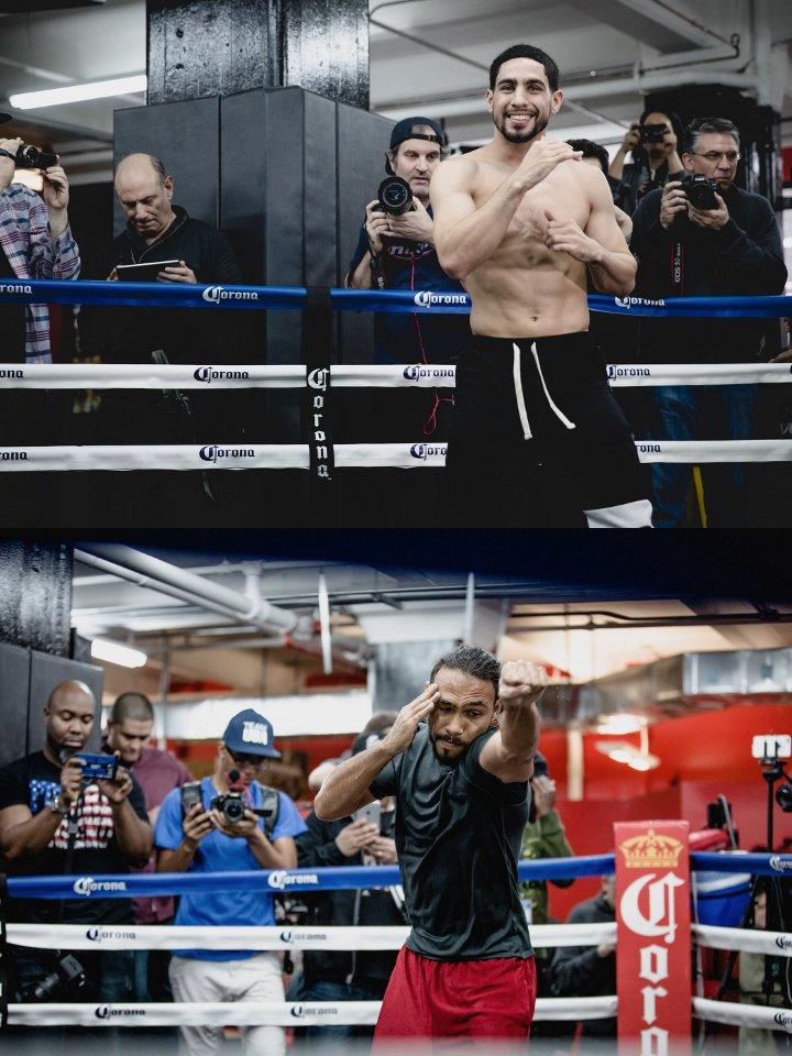 GARCIA-THURMAN-TRAINING