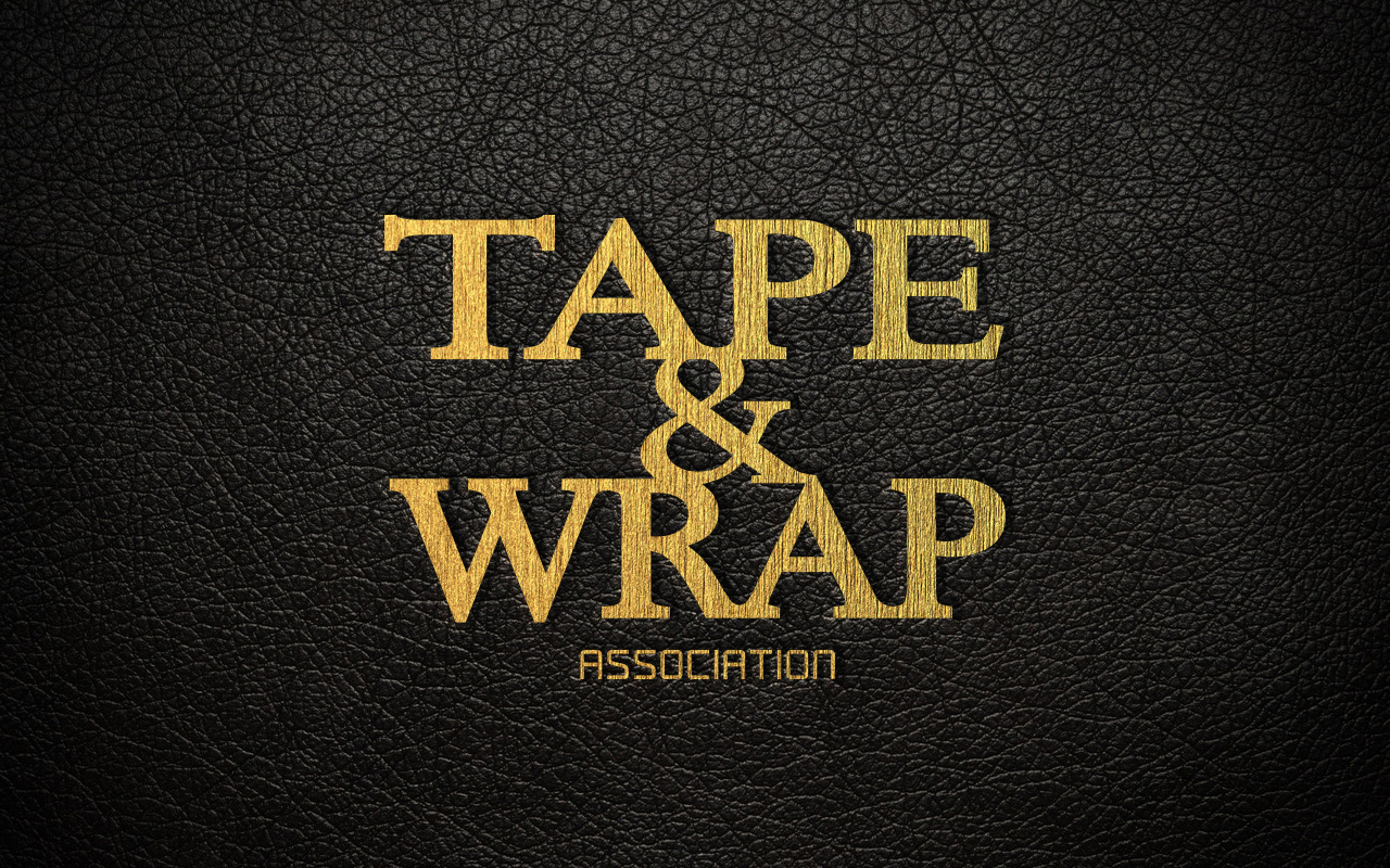 TAPE AND WRAP LOGO