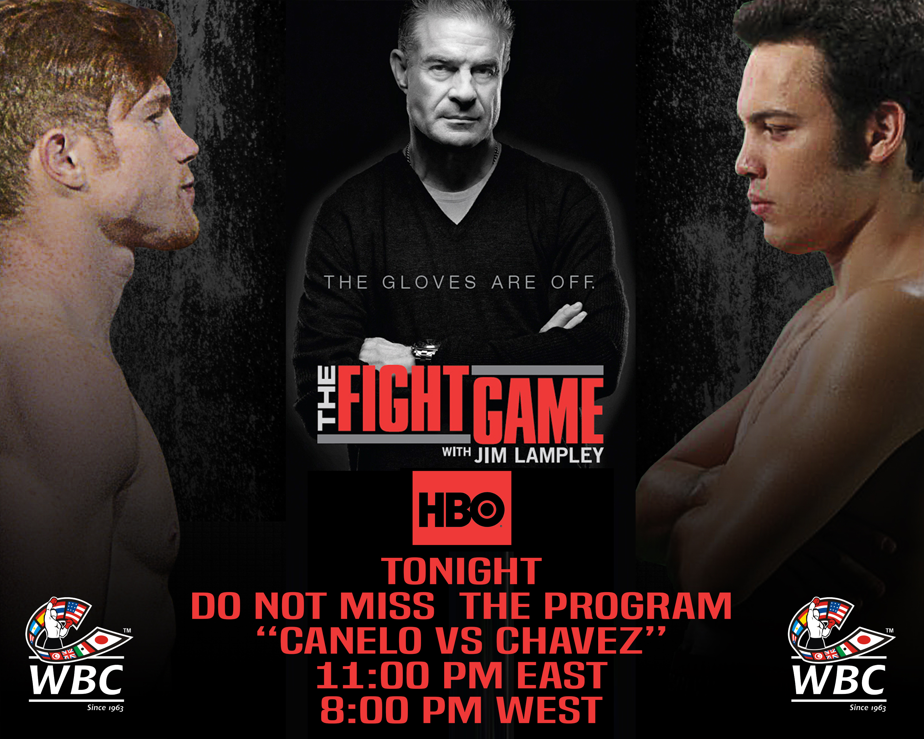 the fight game anuncio