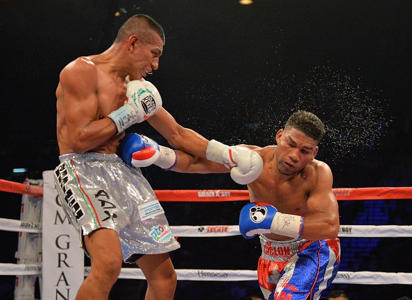 CASTELLANOS VS GAMBOA
